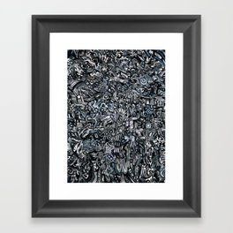 The Birds, The Birds Framed Art Print