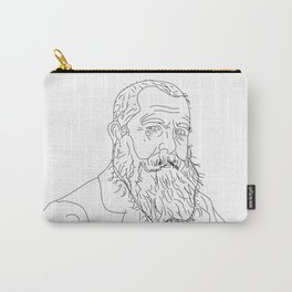 Monet - Illustration Carry-All Pouch