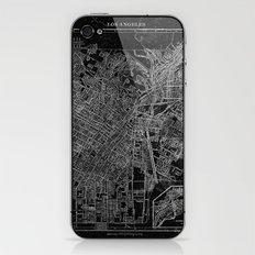 Los Angeles, California, Circa 1908. iPhone & iPod Skin