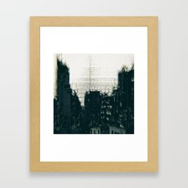 decomposed Framed Art Print