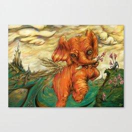 Phantasy Canvas Print