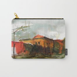 Who is in the house of my heart Carry-All Pouch