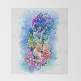 Aura Throw Blanket