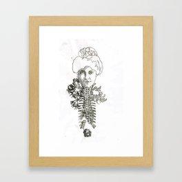 Spinal Cord Framed Art Print