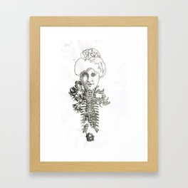 Spinal Cord Framed Art Print