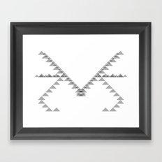 :: AJ :: Framed Art Print