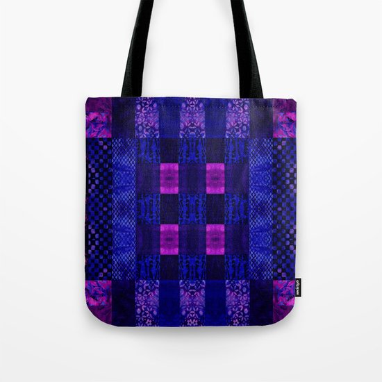 Quilt Square - MMB Tote Bag