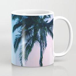 Cotton Candy Palms Coffee Mug
