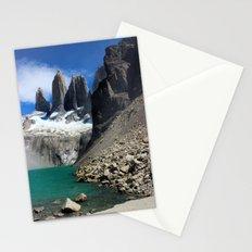 Mirador Las Torres, Patagonia Stationery Cards