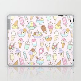 I love Ice Cream Laptop & iPad Skin