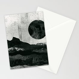 Mysterious Moon Stationery Cards