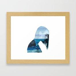 Serenity Two Framed Art Print