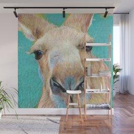 Roo Roo Wall Mural