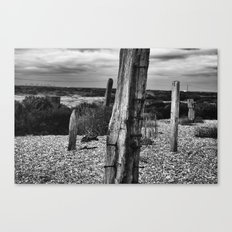 Dungeness 3 Canvas Print