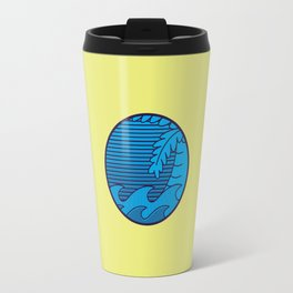 El caribe Travel Mug