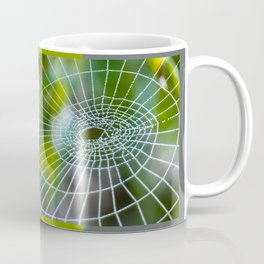Spider's web Coffee Mug