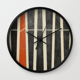 Frenzy Wall Clock