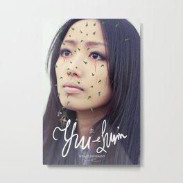 Yu-hsin Metal Print