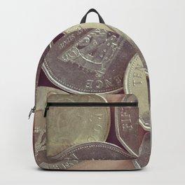 Gibraltar coin Backpack