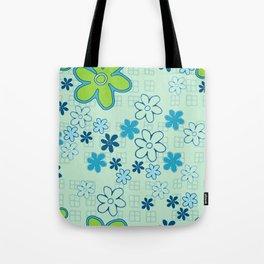 Handbag Heaven Blues Tote Bag