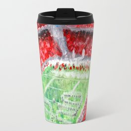 Ohio State Buckeyes Travel Mug