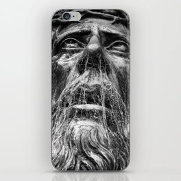"""""""Del Buceo"""" Cemetery iPhone Skin"""