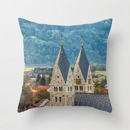 FRIESACH 01 Throw Pillow