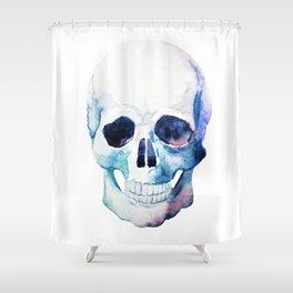 Skull 07 Shower Curtain
