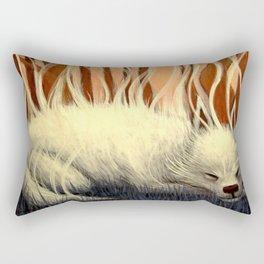 Dream Fumes Rectangular Pillow