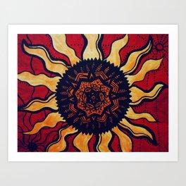 Sol I Art Print