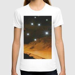 Starry beach T-shirt