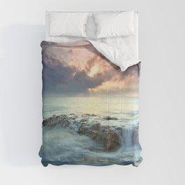 Swept Comforters