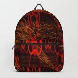 Autumn Tribal II Backpack