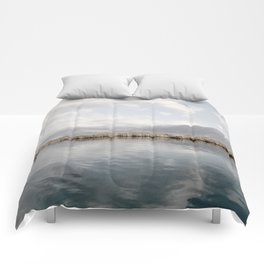 Lake Of Tranquility Comforters