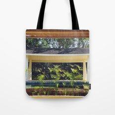 Hideaway Retreat Tote Bag