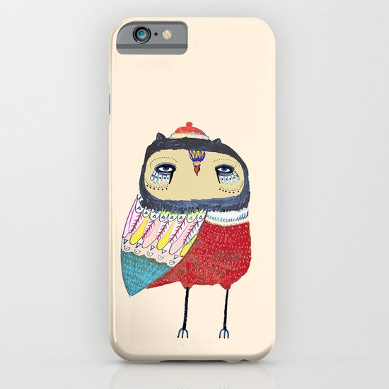 Sweet Owl. owl, owl art, owl print, owls iPhone & iPod Case