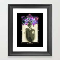 Odd Huntsman Framed Art Print