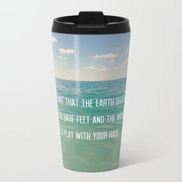 Oceanic Inspiration Travel Mug