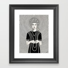 Mara Framed Art Print