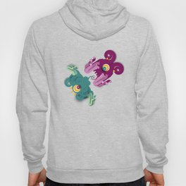 Moster Love Hoody