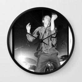 Ian Curtis Dance Wall Clock