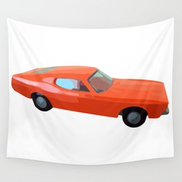 Mach Power Wall Tapestry