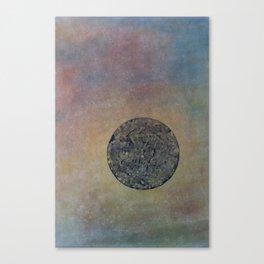 A small planet no. 13  Canvas Print