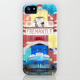 Fremantle Markets iPhone Case