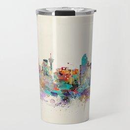 calgary alberta  Travel Mug