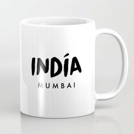Mumbai x India Coffee Mug