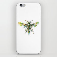 Insect Series - Hornet iPhone & iPod Skin
