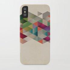 contemporary design iPhone X Slim Case
