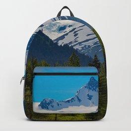 Bear_Creek Mountain Glacier - Alaska Backpack