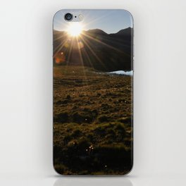 Morning Lights iPhone Skin